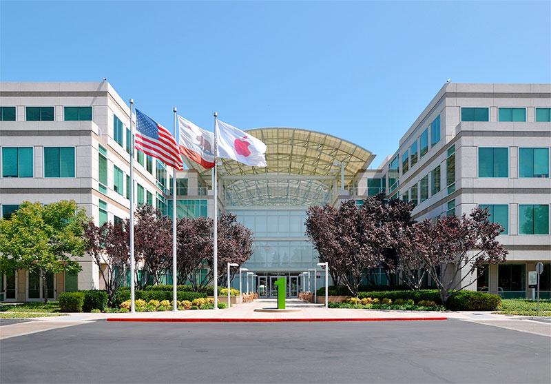 Apple, Inc., Cupertino, California