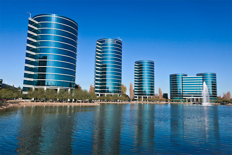 Oracle, Redwood Shores, California
