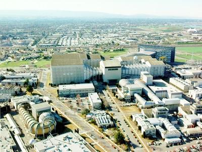 NASA Ames, Mountain View, California