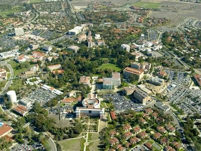 The University of California at Irvine