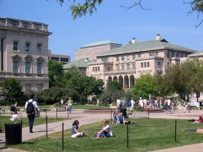 The University of Wisconsin, Madison